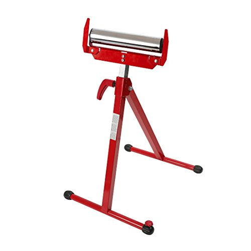 WORKPRO Folding Roller Stand Height Adjustable
