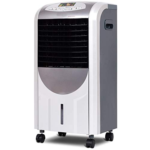 LHONE 5 in 1 Compact Portable Air Conditioner Air Cooler and heater