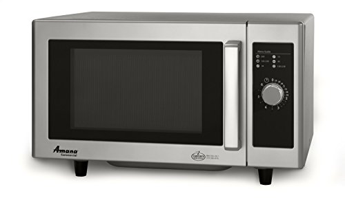 Amana RMS10DS Light-Duty Commercial Microwave Oven