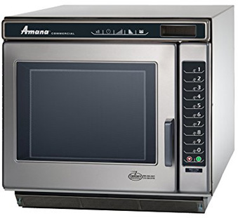 Amana Commercial RC17S2 Amana RC Chef Line Commercial Microwave Oven, 1700W