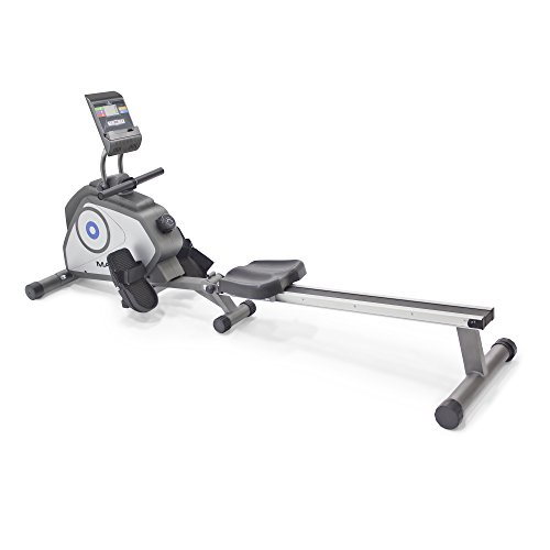 Marcy Foldable 8-Level Magnetic Resistance Rowing Machine