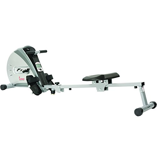 Sunny Health & Fitness SF-RW5606 Elastic Cord Rowing Machine Rower