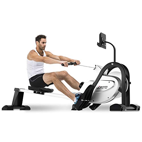 JOROTO Magnetic Rowing Machine Rower - Exercise Equipment