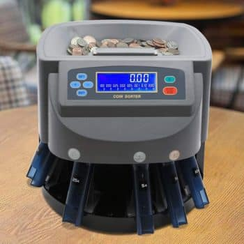 Coin Counting Machines