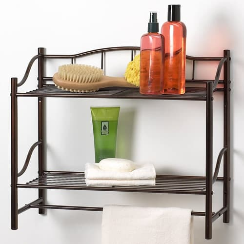 Bathroom Storage Towel