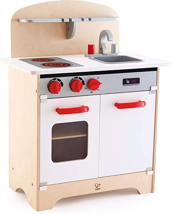 Hape Gourmet Kitchen Toy Fully Equipped