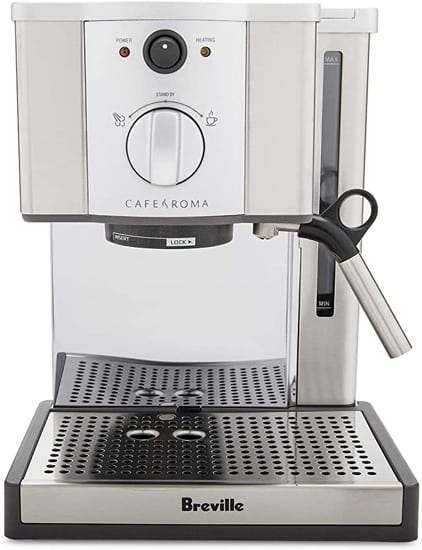Breville ESP8XL Stainless Cafe Roma Espresso Maker