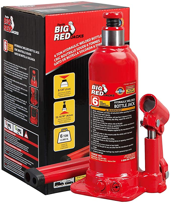0Big Red T90603B TORIN Hydraulic Jack