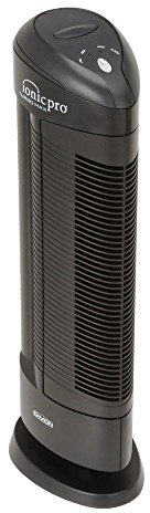 Ionic Pro 90IP01TA01W Turbo Ionic Air Purifier, 500 sq ft