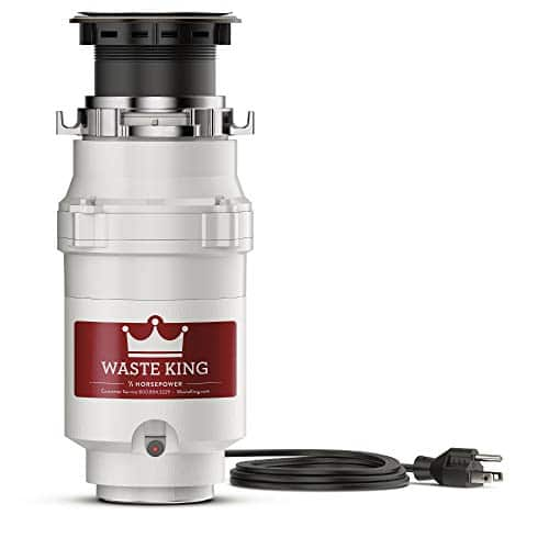 Waste King L-1001 Legend Series Garbage Disposer