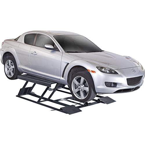 BendPak LR-60P Portable Low-Rise Car Lift