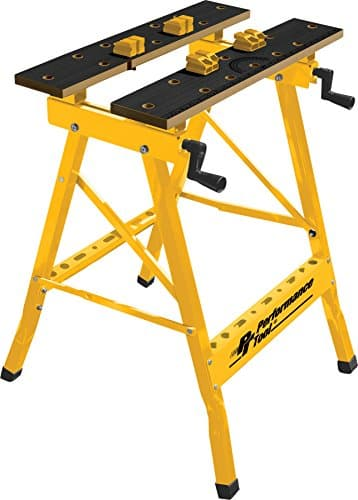 Performance Tool W54025 Portable Multipurpose Workbench and Vise