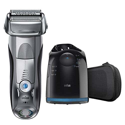 Braun Electric Razor Men Rechargeable Cordless