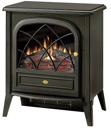 Dimplex CS33116A Compact Electric Stove 3D flame technology