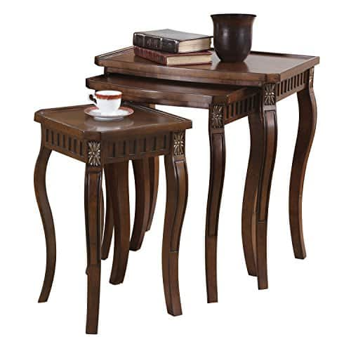 Coaster Home Furnishing Nesting Tables