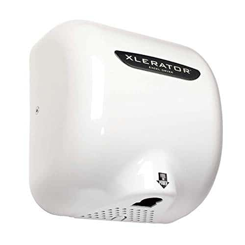 XLERATOR XL-BW High-Speed Automatic White Thermoset Hand Dryer