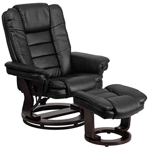 Flash Furniture Contemporary Multi-Position Recliner with Horizontal Stitching
