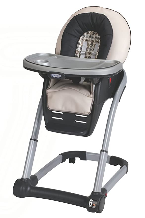 Graco Blossom 6-in-1 Convertible High Chair Seating