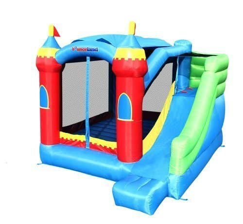 Bounceland Royal Palace Bounce House Bouncer