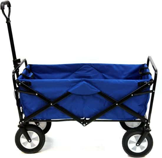 Mac Sports Collapsible Outdoor Utility Wagon