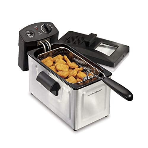 Hamilton Beach Deep Fryer with View Window