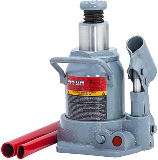 Pro-Lift B-S12D Hydraulic Bottle Jack