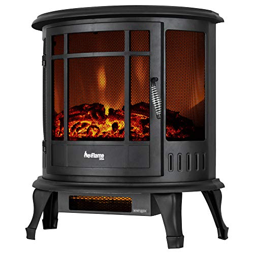 e-Flame Free-Standing Electric Fireplace USA Regal