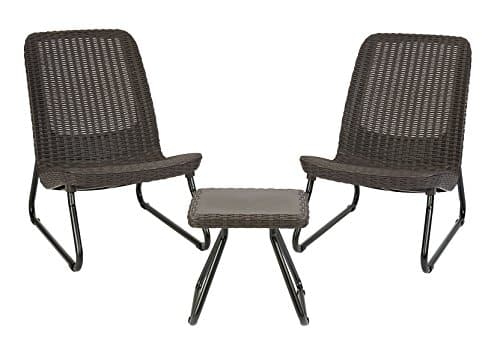 Keter Rio 3 Pc All Weather Outdoor Patio