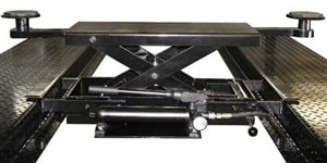 Auto Lift Sliding Jack with Weight Capacity of 3500lbs