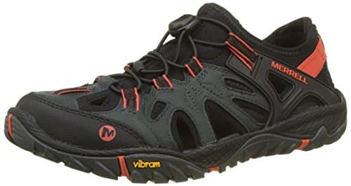 Merrell Men's J65243 Water Shoes waterproof Leather Fabric