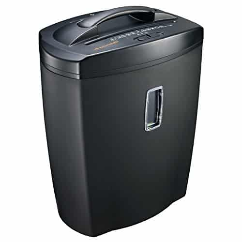 Bonsaii DocShred C156-D with 5.5 Gallon Wastebasket Capacity and Window