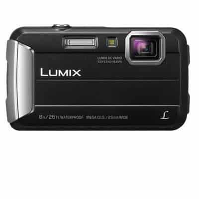 Panasonic LUMIX DMC-TS30K Waterproof Digital Camera