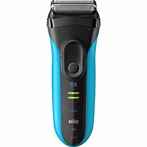 Braun Series 3040s Electric 3 ProSkin Razor
