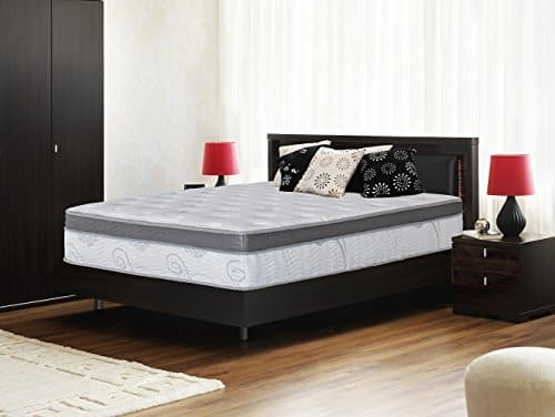 OLEE Sleep Galaxy Hybrid Gel Infused Memory Foam Mattress