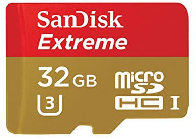 SanDisk Extreme Micro  SD Cards 32GB