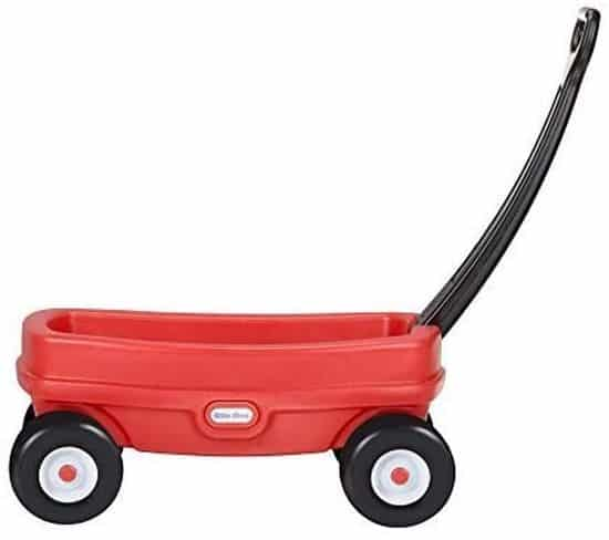 Little Tike Lil' Radio Flyer & Pull-Along Wagon