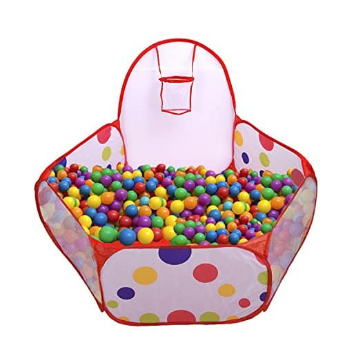 Mudder Kids Ball Pit Playpen Toddler Play Tent