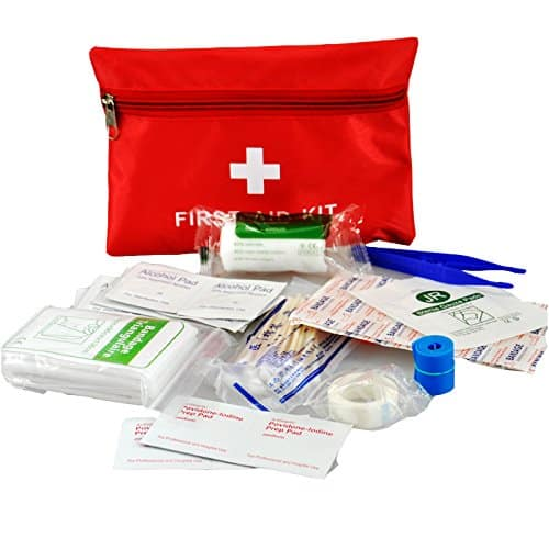 Waterproof Travel Car Mini Outdoor First Aid Kits