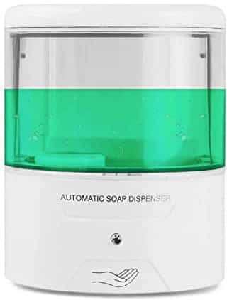 Sunsbell Soap Dispenser Automatic Wall Mount Liquid Soap