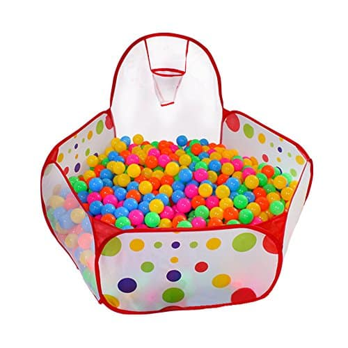 Kuuqa Kids Ball Pit Ball Tent Toddler Ball