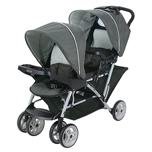 Graco DuoGlider Double Stroller | Lightweight Double Stroller