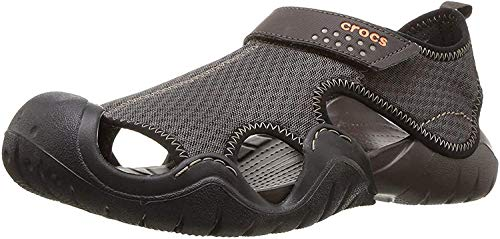 Crocs Men's Swiftwater Mesh Sandal - Crocs Water Shoes Womens