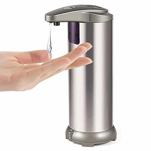 AicLuze Automatic Touchless Soap Dispenser Liquid Kitchen