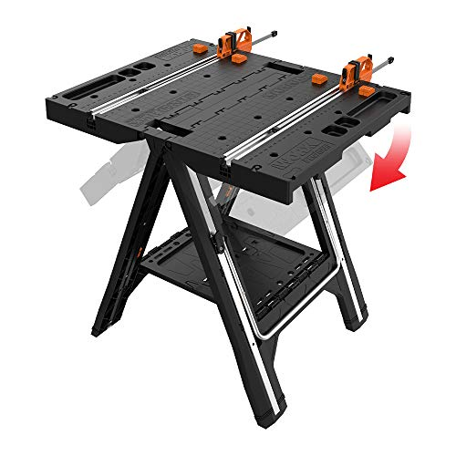 WORX Pegasus Multi-Function Work Table and Sawhorse with Quick