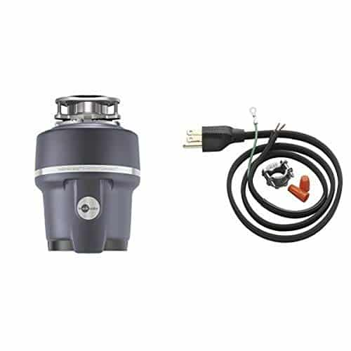 INSINKERATOR ¾ HP EVOLUTION COMPACT HOUSEHOLD GARBAGE CORD KIT DISPOSER POWER BUNDLE