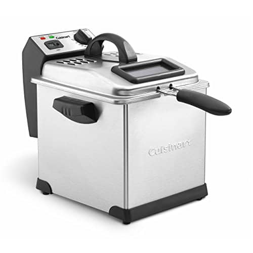 Cuisinart CDF-170 Stainless Steel Deep Fryer