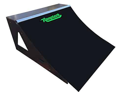 Ramptech Quarterpipe Skateboard Ramp