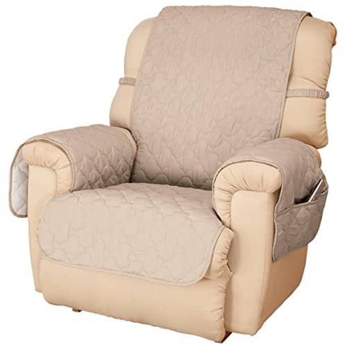 OakRidge Deluxe Microfiber Recliner Chair Cover