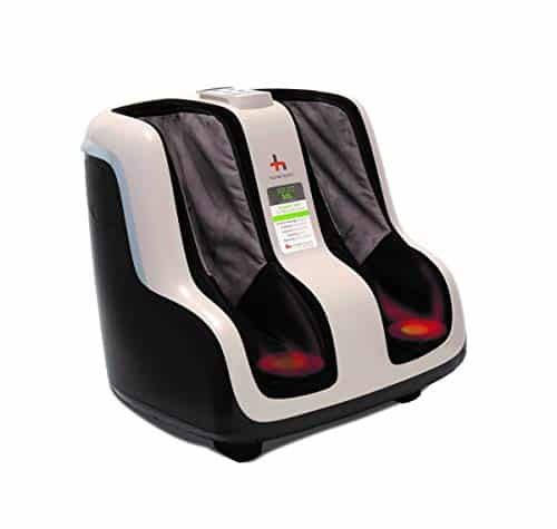 Sol Foot and Calf Shiatsu Massager with Patented