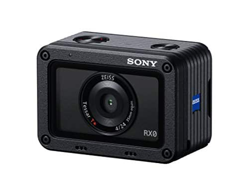 Sony DSCRX0 Waterproof Camera